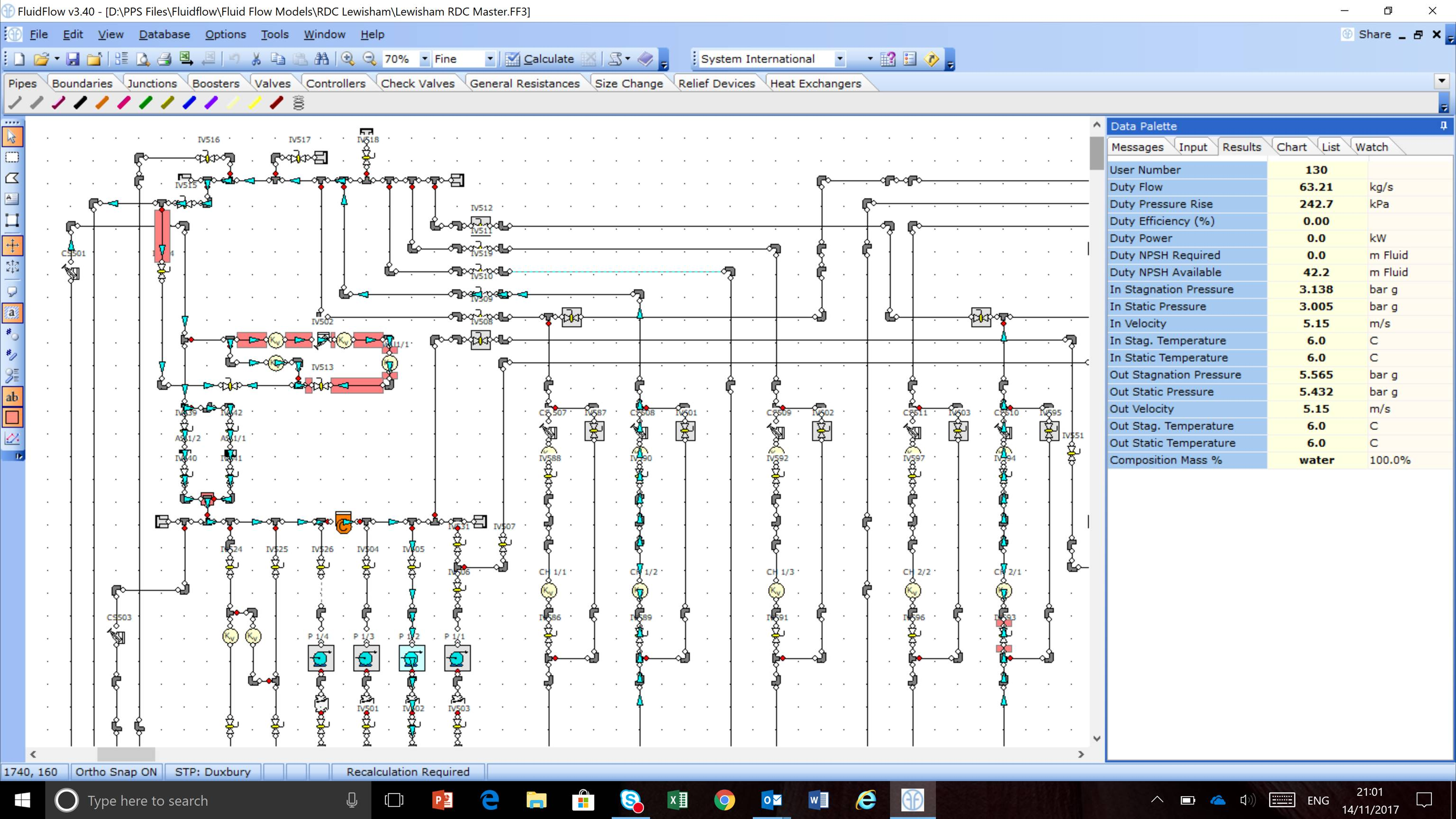 hydraulic systems examples